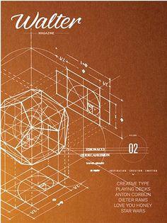 Con el nombre de la publicación en homenaje a Gropius, la revista imprime sólo 3852 copias; el resultado de sumar el año del nacimiento y el de la muerte de Walter Gropius