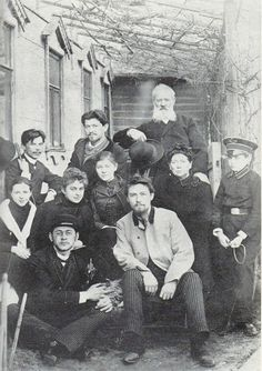 the chekhov clan...