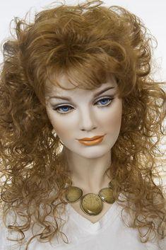 Strawberry Blonde Red Medium Wavy Curly Wigs (ebay link) Wigs For Sale, Red Media, Strawberry Blonde, Curly Wigs, Medium, Link, Ebay, Medium Long Hairstyles