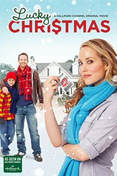 Watch Lucky Christmas (TV Movie full hd online Directed by Gary Yates. With Elizabeth Berkley, Jason Gray-Stanford, Mitchell Kummen, Mike Bell. Streaming Movies, Hd Movies, Movies Online, Xmas Movies, Hallmark Christmas Movies, Hallmark Movies, It Movie Cast, Movie Tv, Mike Bell