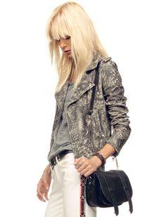 Iro Leather Leather jacket