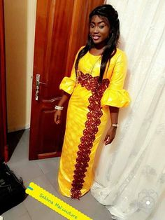 African Print Clothing, African Print Dresses, African Wear, African Attire, African Fashion Dresses, African Women, African Bridal Dress, African Dress, Modest Wedding Dresses With Sleeves