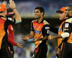 Architect of his side's 32-run win over Rajasthan Royals, Sunrisers Hyderabad seamer Bhuvneshwar Kumar described their bowling unit as one of the best in IPL and said the crucial victory will boost the team's morale and help them turn the tables in remaining matches.