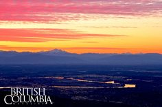 Chasing the Sun - The Breathtaking Sunrises and Sunsets of Vancouver, BC