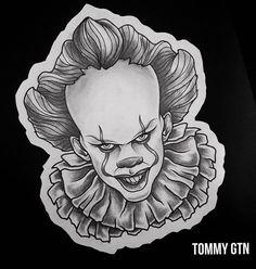 Skull Tattoo Design, Tattoo Design Drawings, Tattoo Sketches, Tattoo Designs, Chicano Tattoos, Body Art Tattoos, Sleeve Tattoos, Horror Drawing, Horror Art