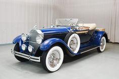 1929 Packard 640 roadster