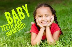 : It's not OK to allow cavities in baby teeth! Even though they eventually come out primary teeth (baby teeth) are important for proper speech development and the ultimate position and health of permanent teeth. Westside Pediatric Dentistry | #RioRancho | #NM | http://www.wspd.net/