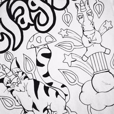 Coloring Page For Adults Visit To Discover More Swear Word Pages