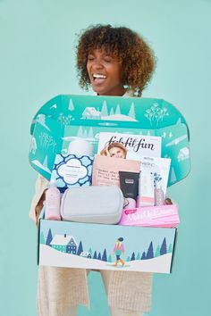 DeluxHair – FabfitFun Winter Box for 2019 Affiliate Partner, Best Subscription Boxes, Natural Haircare, Macrame, Valentines, Spring, How To Make, Wreaths, Elegant