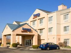 New Paris (OH) Fairfield Inn by Marriott Richmond United States, North America Stop at Fairfield Inn by Marriott Richmond to discover the wonders of New Paris (OH). Featuring a complete list of amenities, guests will find their stay at the property a comfortable one. All the necessary facilities, including free Wi-Fi in all rooms, 24-hour front desk, facilities for disabled guests, express check-in/check-out, newspapers, are at hand. All rooms are designed and decorated to mak...