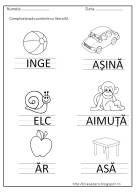 slide8 Letter Worksheets, Kindergarten Math Worksheets, Preschool Learning, Preschool Activities, Teaching, Alphabet Writing, Writing Words, Writing Skills, Oral Motor Activities
