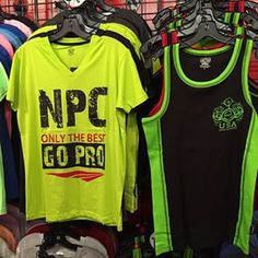 NPC CT' WHERE ONLY THE BEST GO PRO  #THESUPERGYM