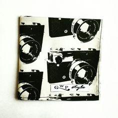 #pochette #popeline #reflex #handmade ---> for info: crew@gwpstyle.com