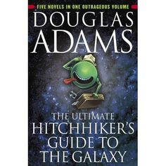 """At last in paperback in one complete volume, here are the five novels from Douglas Adams's Hitchhiker series.   """"The Hitchhiker's Guide t..."""