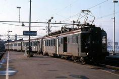 欧州国鉄① Swiss Railways, Coaches, Electric, Trainers