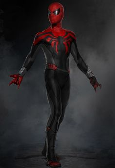 "thecomicninja: ""Spider-Man Homecoming Concept Art by Ryan Meinerding """