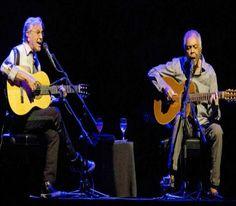 Dupla comemora 50 anos de estrada e toca em São Paulo em agosto