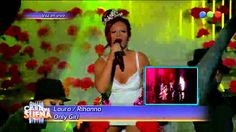 Laura Esquivel como Rihanna - Tu Cara Me Suena (Gala 16)