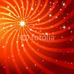 Sternenstaub, stardust, Illustration, abstrakt, Weihnachten
