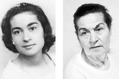 Photographer Compares Aging Faces Across 60 Years - My Modern Metropolis