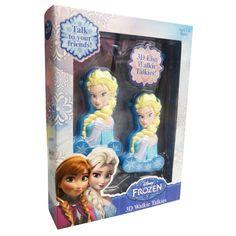 3D Walkie Talkie - Frozen | Toys R Us Australia