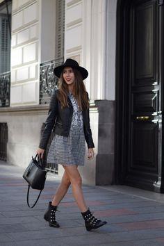 Imágenes Boots Con 40 Botines Mejores Cute Dress Ankle De Vestido pvOOqH