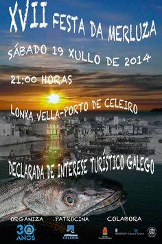 #Fiesta de la #merluza, Celeiro, #Galicia