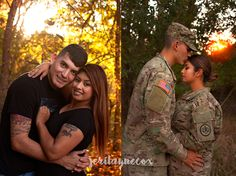 Dual military couples photography, fall photography, Killeen, TX photographer, Army photoshoot, solider photoshoot, military uniform, military couple