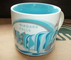 Starbucks Niagara Fall Mug - You Are Here Collection