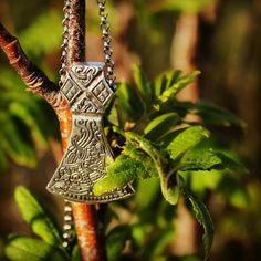 """heathenfairytale: Its been a really hard day, so here is something to remind myself to battle through the hard times """"And now I am extremly tired, hopefully I will get some sleep. Viking Jewelry, Heavy Metal, Vikings, Celtic, Pendant, Holiday Decor, Hard Times, Mythology, Tired"""