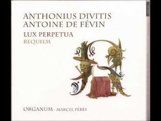 Anthonius Divitis - Lux Perpetua