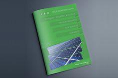 Indesign Brochure Led Tech Vol By RudanStudio On Creativemarket - Adobe indesign brochure templates