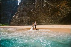 Karma + Weston | Open Ceiling Cave Elopement | Kauai Wedding Photographer | Enchanted Elopements | Meg Bradyhouse Photography Destination Wedding Locations, Destination Wedding Photographer, Open Ceiling, Kauai Wedding, Beach Elopement, Adventure Photography, Elopements, Beautiful Islands, Karma