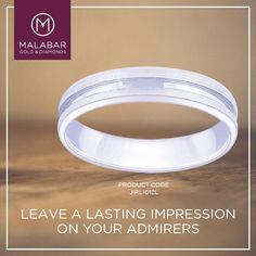 These rings from Malabar Gold & Diamonds are crafted to perfection and make a perfect gift for your loved ones.
