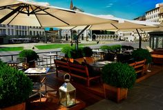 JK Place Firenze hotel - Florence, Italy - Smith Hotels