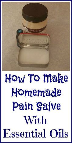 To Make Sore Muscle Salve How to make your own sore muscle salve with essential oils.How to make your own sore muscle salve with essential oils. Essential Oils For Pain, Essential Oil Uses, Doterra Essential Oils, Young Living Essential Oils, Herbal Remedies, Home Remedies, Natural Remedies, Health Remedies, Natural Medicine