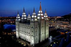 Salt Lake City UT #Mormon, temple