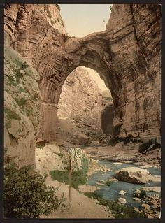 Constantine - Algérie - photo de 1899