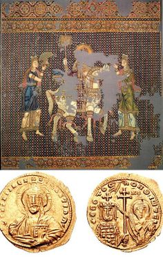 Armenian Emperors of Byzantium: John I Tzimiskes (Armenian: Hovhannes Chmushkik, born of the Kourkouas clan), reign: (969 – 976) A.D. (One of the most prominent rulers of Byzantine History)