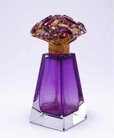 purple perfume bottle - Google Search