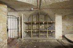 Althorp House Cellars, Northamptonshire, England, UK