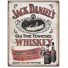 "Jack Daniels - Sippin Whiskey Tin Sign 16"" X 12.5"" Poster... http://www.amazon.com/dp/B003KZGQ0U/ref=cm_sw_r_pi_dp_O9shxb1RHBN6H"