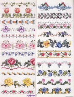 Counted Cross Stitch Design: B Cross Stitch Boarders, Cross Stitch Charts, Cross Stitch Designs, Cross Stitching, Cross Stitch Embroidery, Embroidery Patterns, Cross Stitch Patterns, Hand Embroidery, Cross Stitch Needles