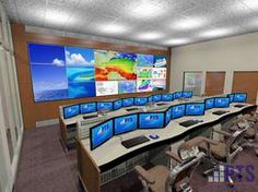 PTS Data Center Solutions : Network Operations Center (NOC) Design Services