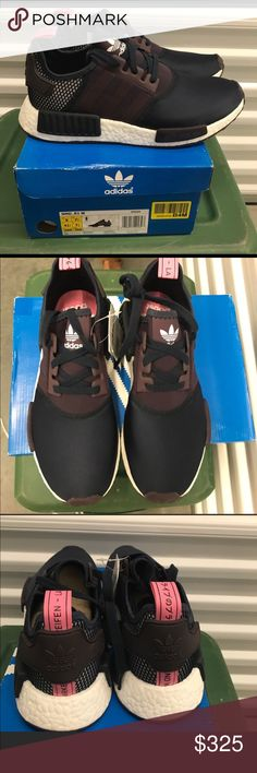 New Rare Adidas NMD 'Legend Ink' Sz 9 Brand new pair of rare women's Adidas   For Better Pricing ☎️📞📲      FourZeroTwo 507 EightEight5Two adidas Shoes Athletic Shoes