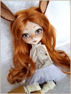 Pullip Faon - full custom | Flickr - Photo Sharing!