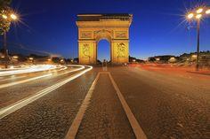 Paris at night by Eo NaYa