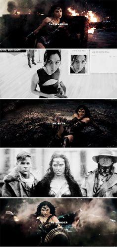 I'm Wonder Woman. #dc