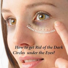Dark circles under the eye make a beautiful face look unattractive. They make your face look dull and also indicate tiredness and poor health. Women face more of this problem than men. Why do they appear? The skin around the eyes, also known as periorbital area, is thin and is webbed with very tiny blood…