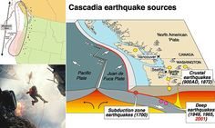 Geographers advise on how to survive the Pacific Northwest earthquake #DailyMail   You can also see this & more at:  http://twodaysnewstand.weebly.com/mail-onlinecom